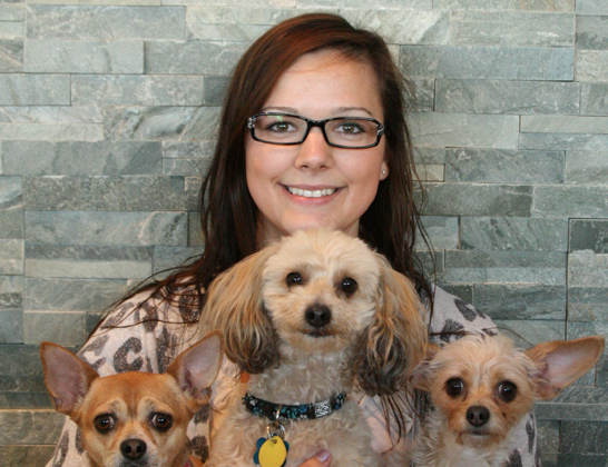 Ashley Stefurak Registered Veterinarian Technician at North Hill Animal Hospital