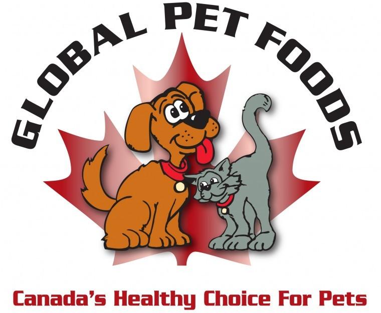 Global Pet Foods logo
